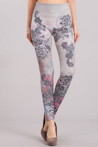 Lacey High Waist Full Legging