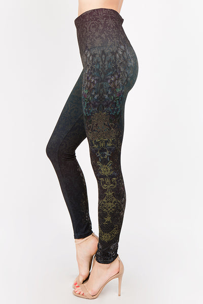 Pacific Mystique Sub Leggings M. Rena Canada