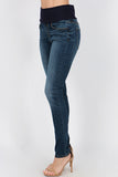 Med Wash Jean Legging