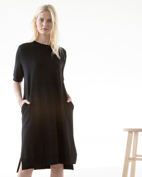 Bell Short Sleeve Dress Shannon Passero Design Canada
