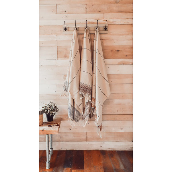 Turkish Towel - Element Consignment Product - The Post Office by Shannon Passero. Fashion Boutique in Thorold, Ontario