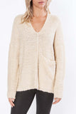 Tegan Boucle Sweater
