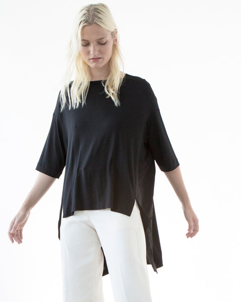 Henly Slited Back Tunic by CAPOTE