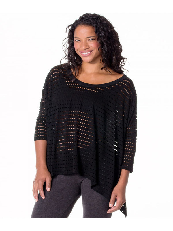 Oversize 3/4 Slv Raglan Tops - The Post Office by Shannon Passero. Fashion Boutique in Thorold, Ontario