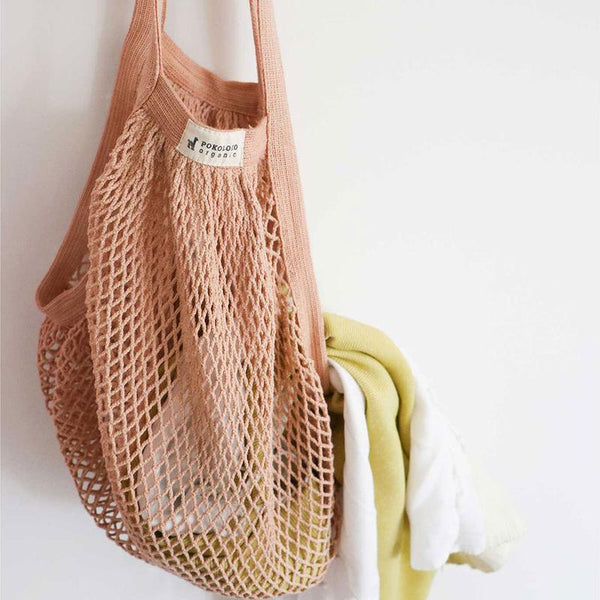 Organic Net Eco Bag Consignment Product - The Post Office by Shannon Passero. Fashion Boutique in Thorold, Ontario