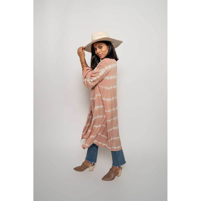 Kimono Duster Consignment Product - The Post Office by Shannon Passero. Fashion Boutique in Thorold, Ontario