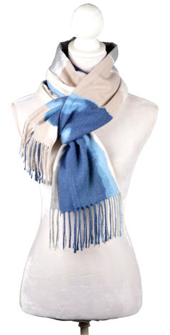 Abstract Scarf Accessories - The Post Office by Shannon Passero. Fashion Boutique in Thorold, Ontario