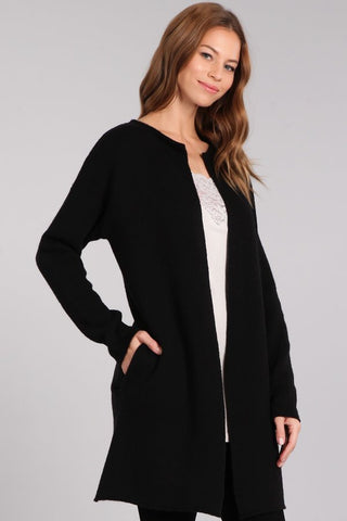 Double Knit Contrast Jacket