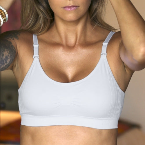 Seamless Scoopneck Bra Intimates - The Post Office by Shannon Passero. Fashion Boutique in Thorold, Ontario