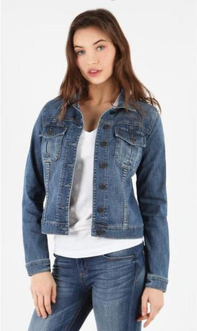 KJ0062MA4 emma boyfriend jacket kut from the kloth
