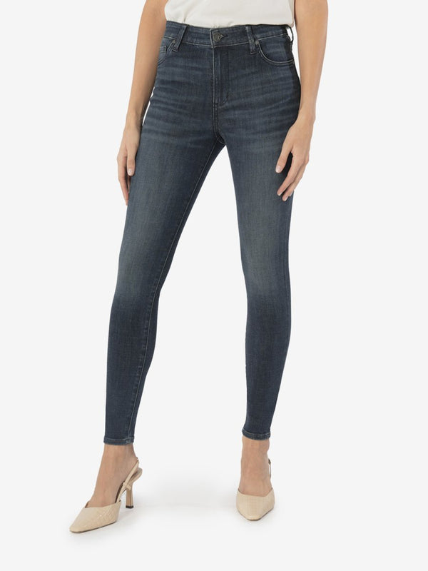 Mia High Rise Toothpick Skinny Denim - The Post Office by Shannon Passero. Fashion Boutique in Thorold, Ontario