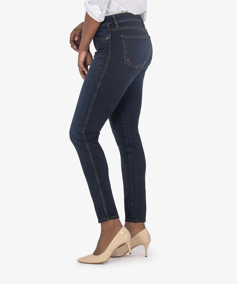 Diana High Rise Fab Ab Skinny Denim - The Post Office by Shannon Passero. Fashion Boutique in Thorold, Ontario