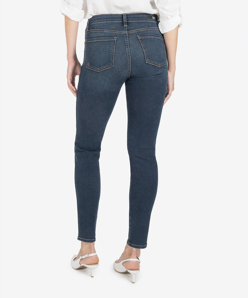 Diana High Rise Fab Ab Denim - The Post Office by Shannon Passero. Fashion Boutique in Thorold, Ontario