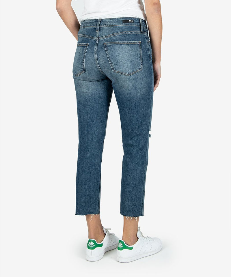 Rachel Mom Jeans Denim - The Post Office by Shannon Passero. Fashion Boutique in Thorold, Ontario