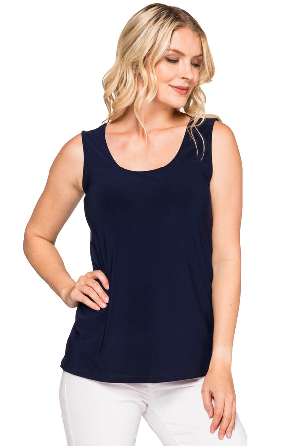 Scoop Neck Tank Tops - The Post Office by Shannon Passero. Fashion Boutique in Thorold, Ontario