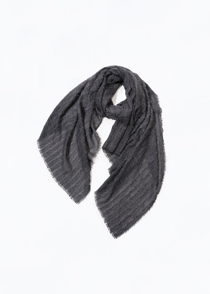 Lightweight Grunge Scarf Look by M Canada
