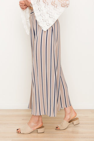 Pleated Front Wide Pant Mystree Canada