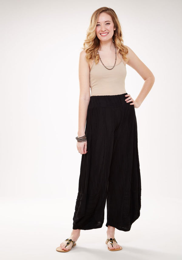 Swirl Pant Bottoms - The Post Office by Shannon Passero. Fashion Boutique in Thorold, Ontario