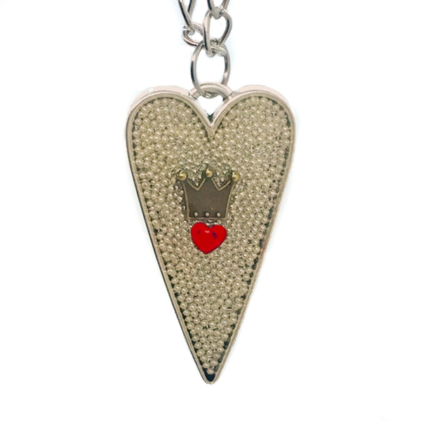 Royal Heart Necklace