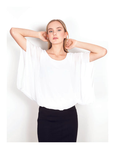 Kate Batwing Top
