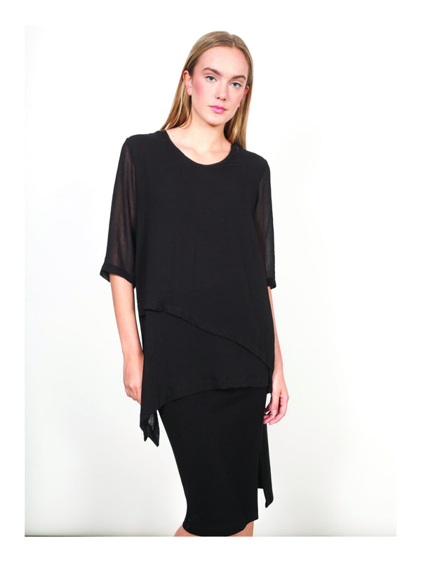 Jasmine Tunic Top Tops - The Post Office by Shannon Passero. Fashion Boutique in Thorold, Ontario