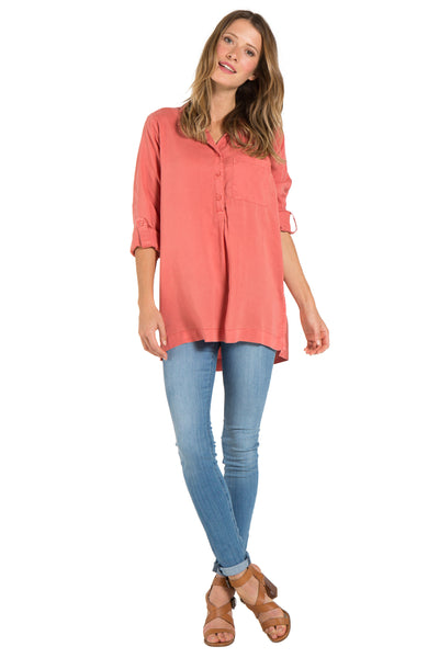 Two Pocket Tunic by Side Stitch
