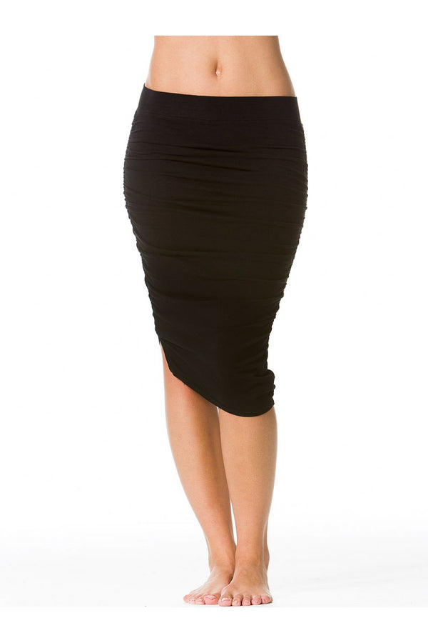 Shirred Skirt Bottoms - The Post Office by Shannon Passero. Fashion Boutique in Thorold, Ontario