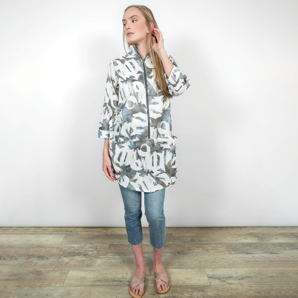Lucille Jacket Tops - The Post Office by Shannon Passero. Fashion Boutique in Thorold, Ontario