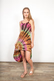 TyeDye Hi Lo Dress