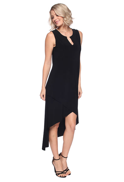 Sleeveless Asymmetrical Dress Last Tango Canada