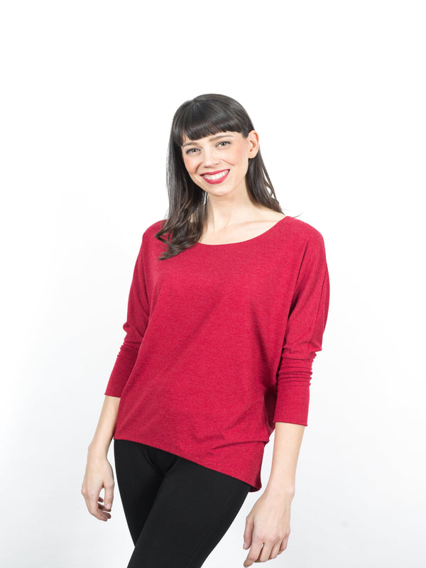 Jenny Pullover Tops - The Post Office by Shannon Passero. Fashion Boutique in Thorold, Ontario