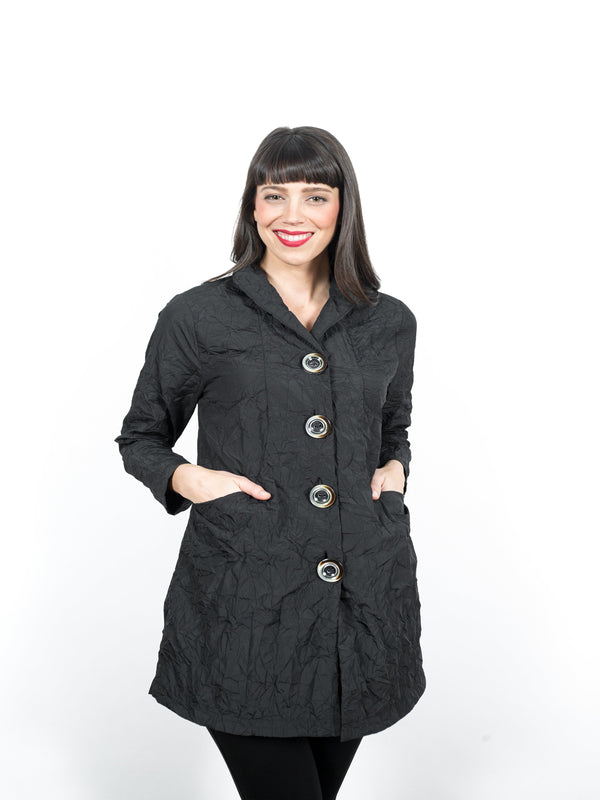 Mariana Jacket Tops - The Post Office by Shannon Passero. Fashion Boutique in Thorold, Ontario