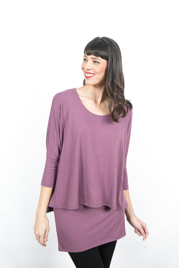 Ashley Layer Top Tops - The Post Office by Shannon Passero. Fashion Boutique in Thorold, Ontario