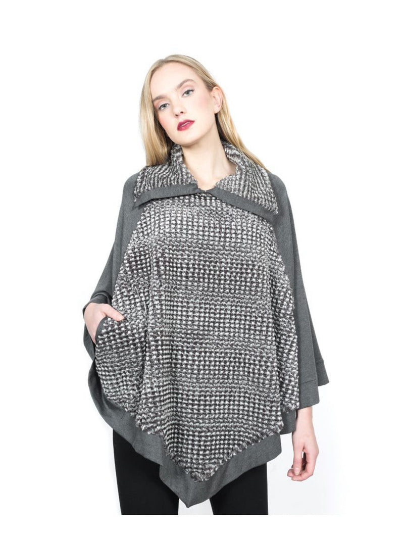 Jordon Poncho Tops - The Post Office by Shannon Passero. Fashion Boutique in Thorold, Ontario