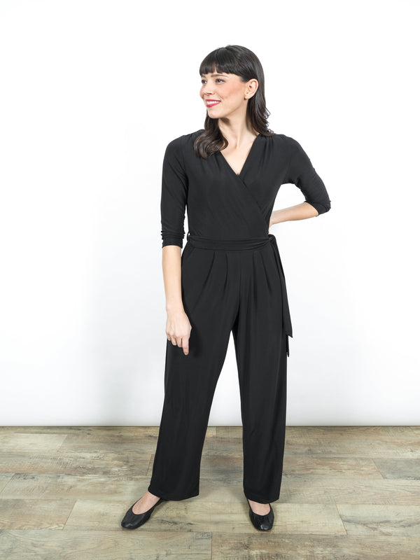 Alice Jumpsuit Coverups - The Post Office by Shannon Passero. Fashion Boutique in Thorold, Ontario