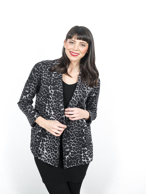 Cora Blazer Tops - The Post Office by Shannon Passero. Fashion Boutique in Thorold, Ontario