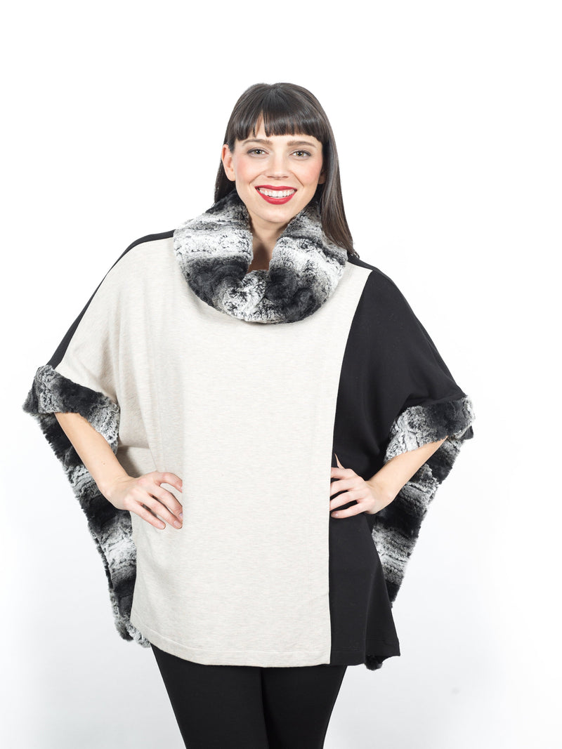 Genevieve Poncho Tops - The Post Office by Shannon Passero. Fashion Boutique in Thorold, Ontario