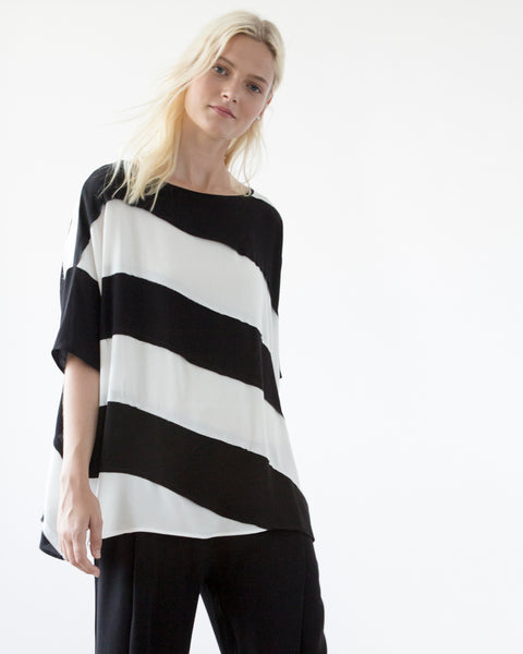 Tandy Colourblock SS Tunic