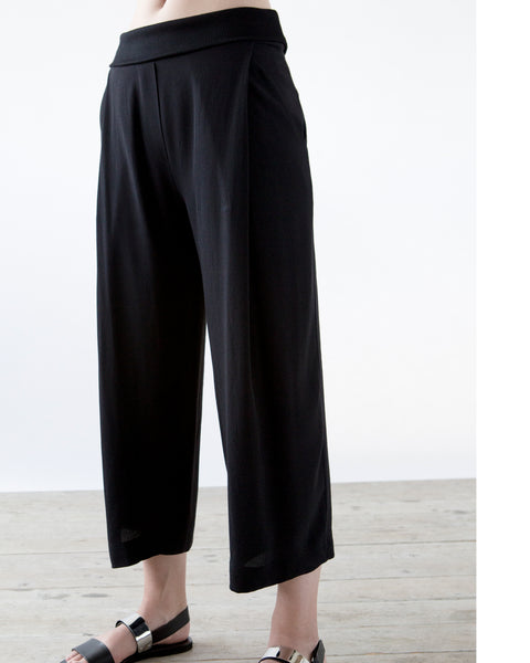 Tia Pleated Pants