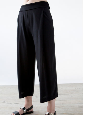 Tia Pleated Pants by CAPOTE