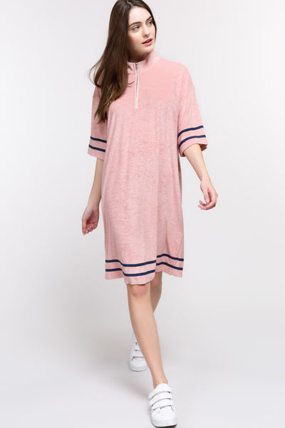 Loose Fit Dress POL Clothing Canada