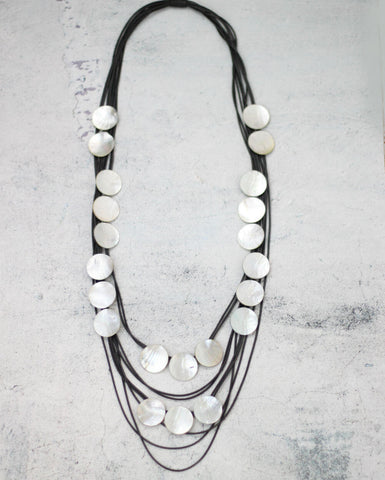 Liana Necklace Sylca Designs Canada