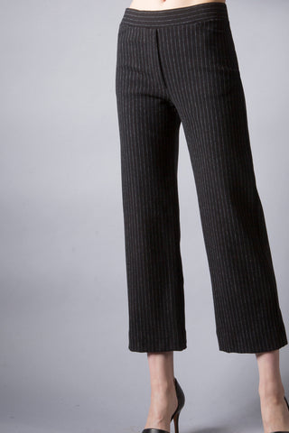 Brushed Pin Culottes