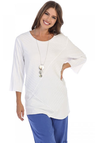 3/4 Sleeve Tunic Focus