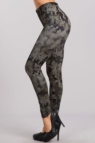 Astro Camo Wash Legging
