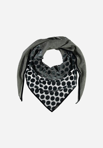Crushed Dots Scarf