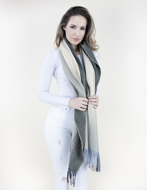 Halo Shade Scarf Accessories - The Post Office by Shannon Passero. Fashion Boutique in Thorold, Ontario