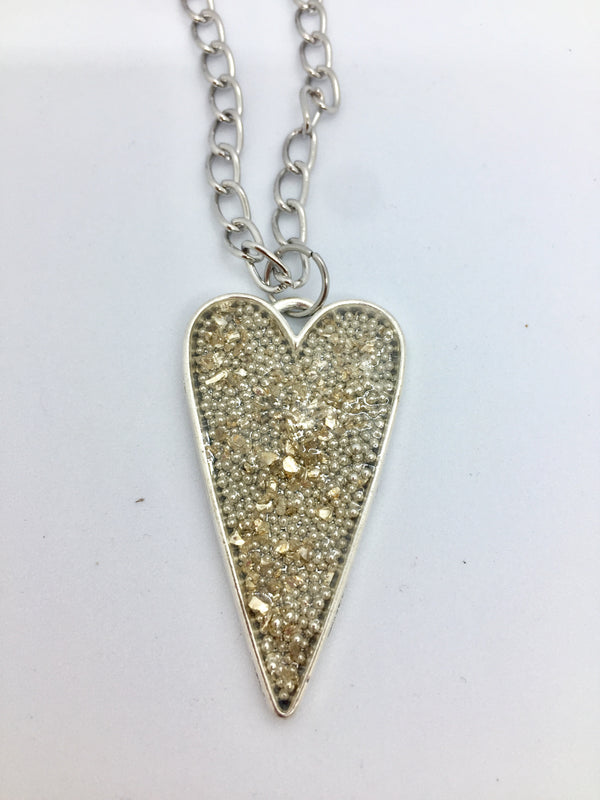 Hearts Dazzling Darling Consignment Product - The Post Office by Shannon Passero. Fashion Boutique in Thorold, Ontario