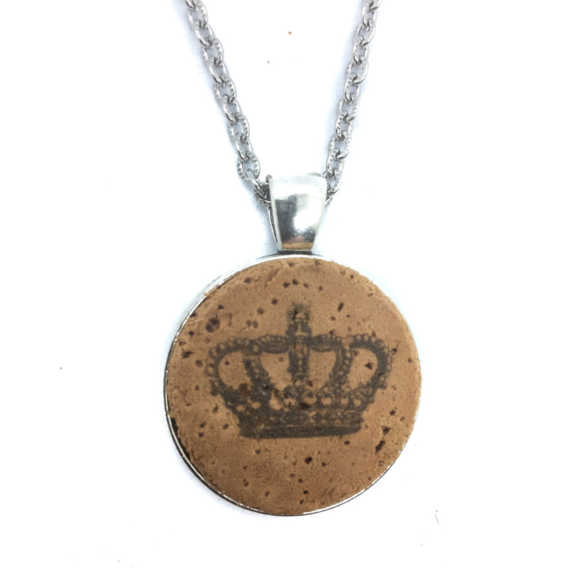Majestic Me Cork Necklace Consignment Product - The Post Office by Shannon Passero. Fashion Boutique in Thorold, Ontario