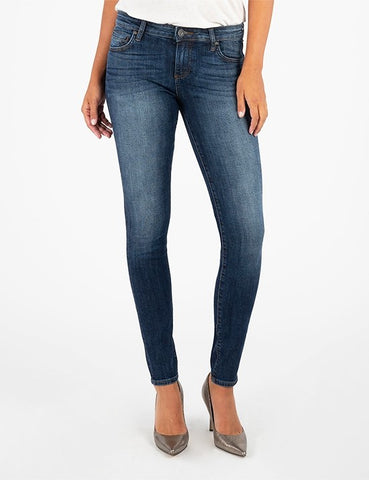 Mia Toothpick Skinny Flattering Wash Kut from the Kloth Canada